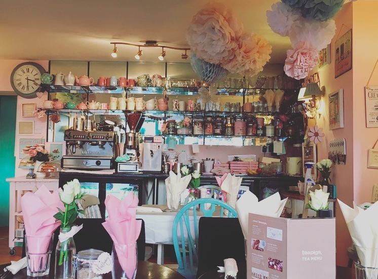Halladay S Tea Room