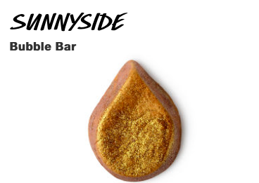 'Sunny Side' bubble bar (LUSH)